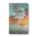 Compendium Find What Brings You Joy and Go There - Write Now Journal