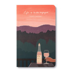 Compendium Life Is To Be Enjoyed - Write Now Journal