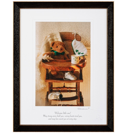 PLAQUES & GIFTS BABY BLESSING PRINT 9X12