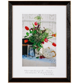 PLAQUES & GIFTS ANNIVERSARY BLESSING PRINT 9X12