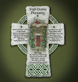 CROSSES IRISH HOME BLESSING CROSS