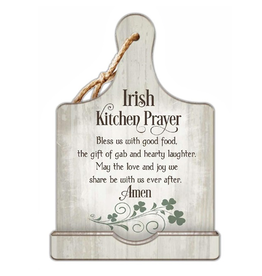 KITCHEN & ACCESSORIES IRISH KITCHEN PRAYER COOKBOOK HOLDER