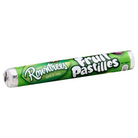 CANDY NESTLE FRUIT PASTILLES ROLL (52.5g) - CANDY