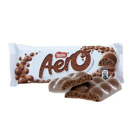 CANDY NESTLE AERO MILK CHOCOLATE BAR (36g) - CANDY