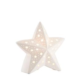 CANDLES & LIGHTING BELLEEK LIVING LUMINAIRES STAR LAMP