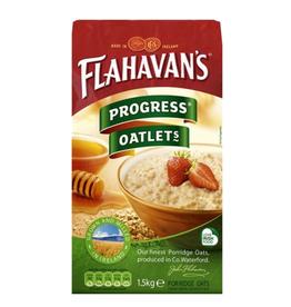 PANTRY STAPLES FLAHAVAN OATMEAL (1.5kg)