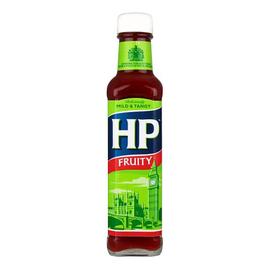 JAMS & SAUCES HP FRUITY SAUCE (255g)