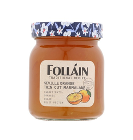 MISC FOODS FOLLAIN ORANGE MARMALADE - Seville Thin Cut