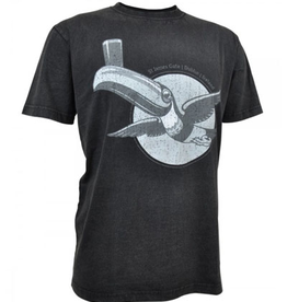 SHIRTS GUINNESS TSHIRT with VINTAGE TOUCAN GRAPHIC