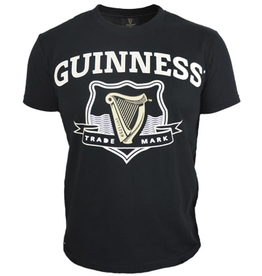 MISC NOVELTY GUINNESS TRADEMARK LABLE TEE