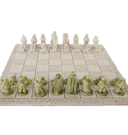 "DECOR O'Gowna ""LITTLE FOLK"" CHESS SET"