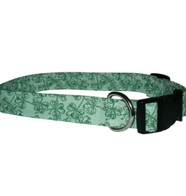 COLLARS & LEASHES CLEARANCE - SHAMROCK IMPRESSIONS COLLAR - FINAL SALE