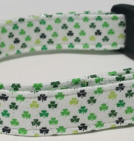 MISC PETS DOG COLLAR - Glitter Mini Shamrocks