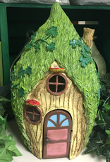 GARDEN GARDEN FAIRY TREE HOUSE