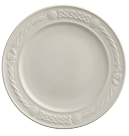 PLATES, TRAYS & DISHES BELLEEK CLADDAGH DINNER PLATE