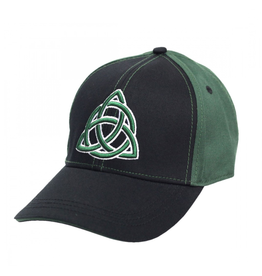 CAPS & HATS CELTIC TWIST TRINITY BASEBALL CAP
