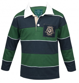 MISC NOVELTY CROKER KIDS STRIPED RUGBY JERSEY
