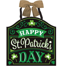 ST PATRICK'S DAY NOVELTY ST. PATRICK'S DAY SIGN