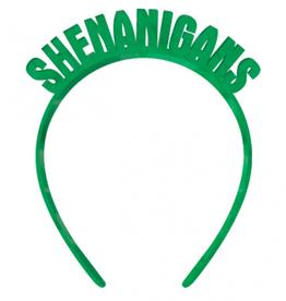 ST PATRICK'S DAY NOVELTY SHENANIGANS HEADBEAD