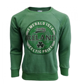 SWEATSHIRTS IRELAND CELTIC PRIDE SWEATSHIRT