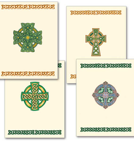 CARDS DELUXE IRISH NOTE CARDS - 12pack