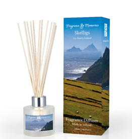 DECOR SKELLIGS - REED DIFFUSER