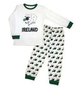 KIDS CLOTHES CHILDS IRELAND SHEEP PAJAMA SET