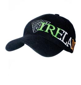 CAPS & HATS BLACK TRINITY TRI-COLOR BASEBALL CAP