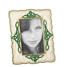 FRAMES CELTIC KNOT 4X6 PHOTO FRAME