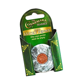 NOVELTY CONNEMARA LUCKY IRISH PENNY