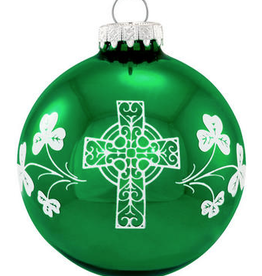 ORNAMENTS IRISH CREED ORNAMENT