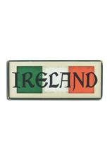 DECOR IRELAND WOODEN SIGN