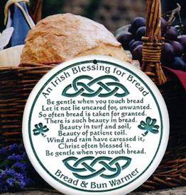 KITCHEN & ACCESSORIES IRISH BLESSING BREAD WARMER