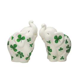 KITCHEN & ACCESSORIES LUCKY ELEPHANT SALT & PEPPER SET
