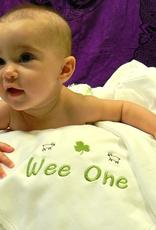 "BABY BLANKETS ""WEE ONE"" BLANKET"