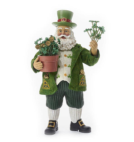 "SANTAS ""IRISH SPLENDOR"" SANTA"