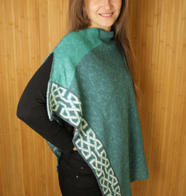 CAPES & RUANAS BILL BABER BALLATER SHAWL - Spearmint