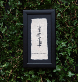PLAQUES & GIFTS OGHAM WISHES FRAMED ART - Soulmate