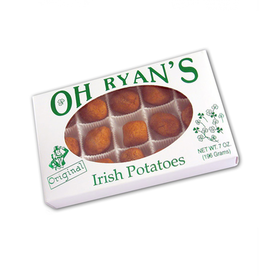CANDY OH RYAN'S IRISH POTATOES