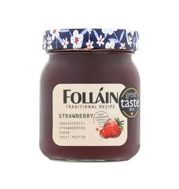 JAMS & SAUCES FOLLAIN JAM - Strawberry