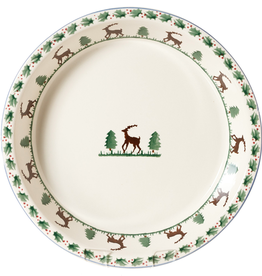 HOLIDAY NICHOLAS MOSSE CLASSIC PIE DISH - REINDEER