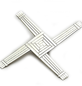 CROSSES MULLINGAR PEWTER ST. BRIGID CROSS
