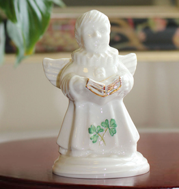 ANGELS BELLEEK CHOIR of ANGELS SONG FIGURINE