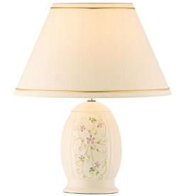 CANDLES & LIGHTING BELLEEK IRISH LAMP FLAX