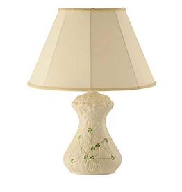 CANDLES & LIGHTING BELLEEK DAISY LAMP