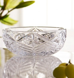 VASES & BOWLS GALWAY CRYSTAL SYMPHONY BOWL - 6in