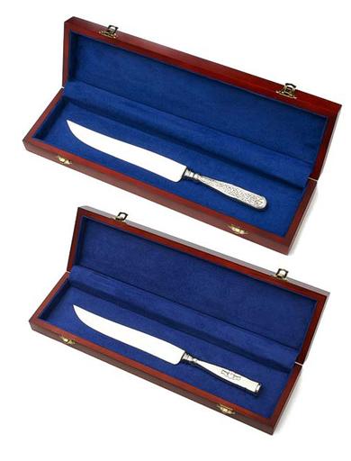 WEDDING ACCESSORIES MULLINGAR PEWTER CAKE KNIFE