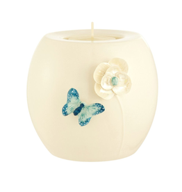 CANDLES BELLEEK LIVING BUTTERFLY MEADOW VOTIVE