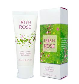 LOTIONS & SOAPS IRISH ROSE HAND CREAM 75mL