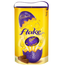CANDY FLAKE LARGE EASTER EGG (249g)